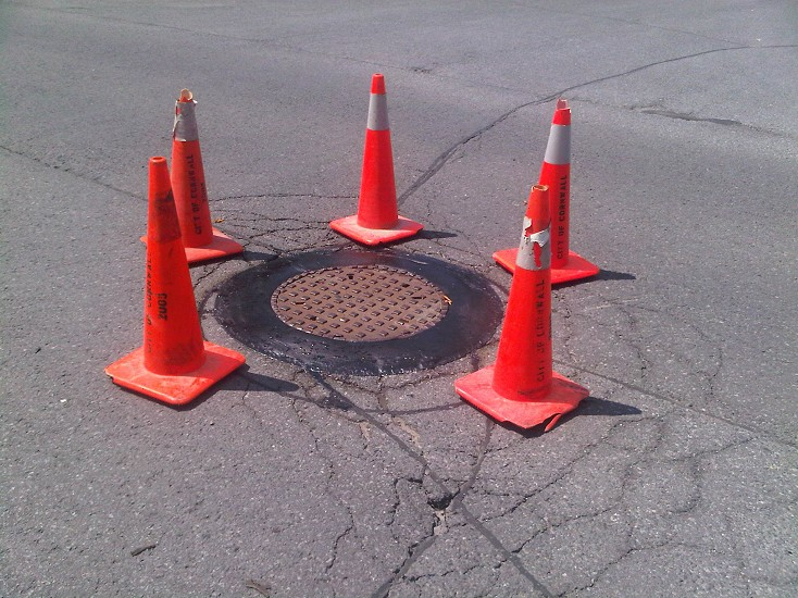 Manhole Protection Rings Infrapave